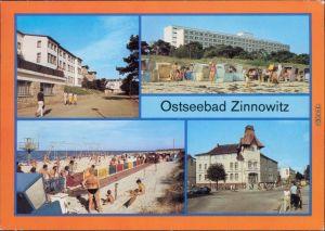 Zinnowitz Ferienheim der IG Wismut