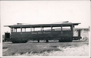 Buckhurst Hill Great Orme Railway/Tramway/Straßenbahn: Great Orme Railway 1979