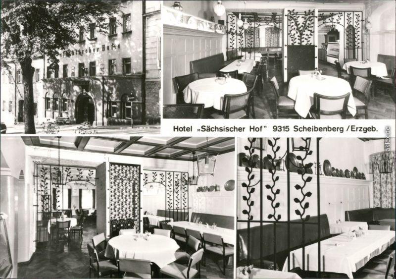ak zittau partie am handelshof mit hotel s chsischer hof neustadt 34 ecke frauenstrasse nr. Black Bedroom Furniture Sets. Home Design Ideas