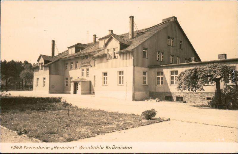 Weinböhla FDGB-Ferienheim