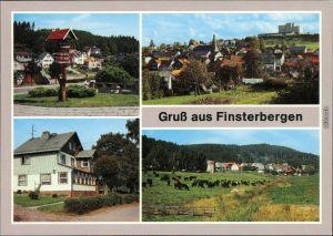 Finsterbergen Friedrichroda Wegweiser, , Café