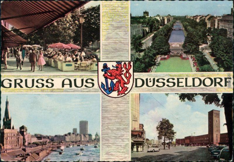 Düsseldorf Auf der