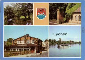 Lychen Mühlbach, Fürstenberger Tor, Café