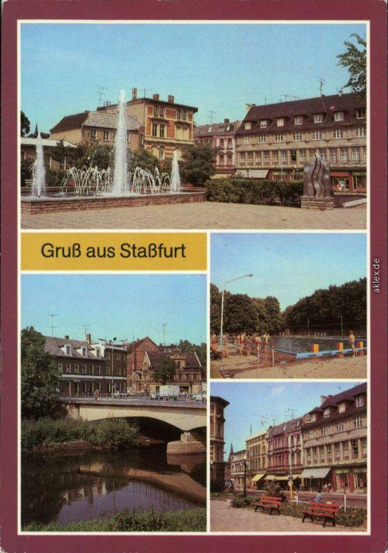 Staßfurt Schwimmbad staßfurt stassfurt schwimmbad am mühlgraben bodenbrücke karl marx