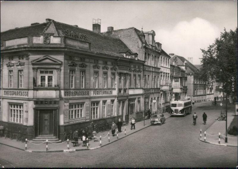 Ansichtskarte Fürstenwalde Dr. Wilhelm-Külz-Straße 1969