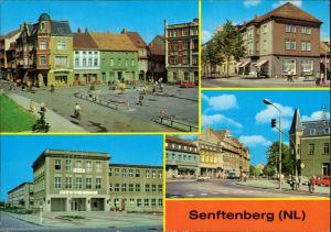 Senftenberg (Niederlausitz)  Stadtcafé Ernst Thälmann, Bahnhofstraße 1985