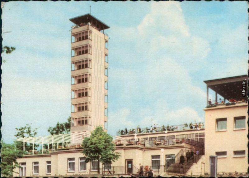 Ansichtskarte Köpenick-Berlin Müggelturm xxx 1964