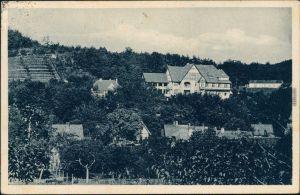 Ansichtskarte Hasserode-Wernigerode Genesungsheim Eichberg 1929