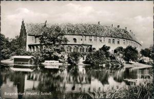 Ansichtskarte Burgsteinfurt-Steinfurt Schloss 1961