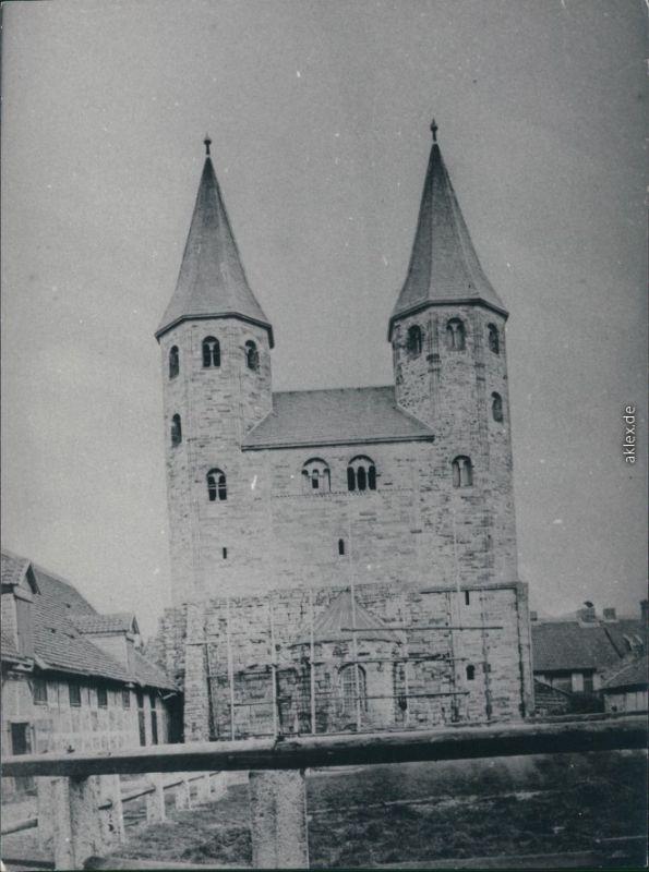 Ansichtskarte Ansichtskarte Ilsenburg (Harz) Kloster Drübeck 1960