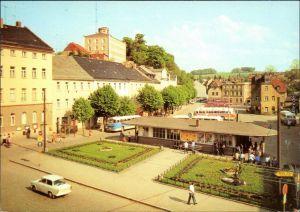 Ansichtskarte Schleiz Neumarkt 1982