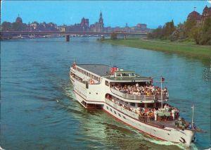 Dresden Sächsische Dampfschifffahrt (Weiße Flotte)  Motorschiff