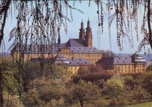 Ansichtskarte Bad Staffelstein Kloster Banz 1999
