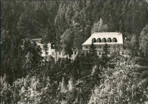 Ansichtskarte Ansichtskarte Bucha (bei Jena) FDGB-Erholungsheim Aktivist 1976