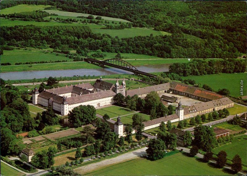 Ansichtskarte Höxter (Weser) Schloß Corvey 1995