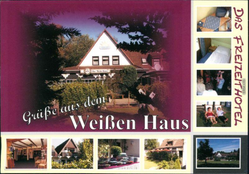 Ansichtskarte Heilshorn Das Weiße Haus - Außen- und Innenansicht 2009