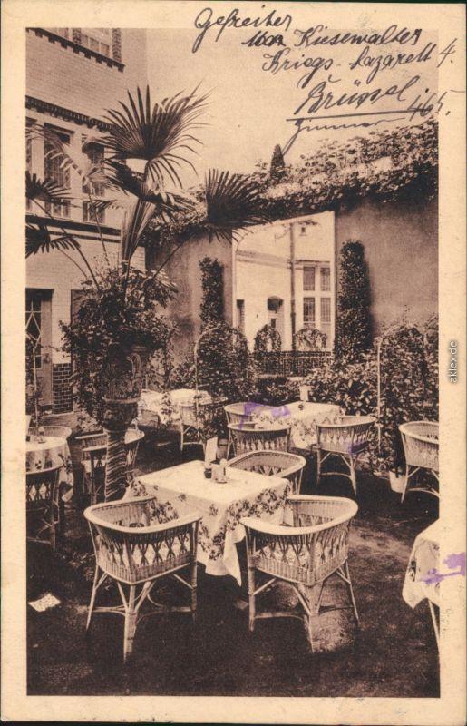 Mitte Berlin Elektromat - Restaurant - Mittelstraße/ Friedrichstraße 1916