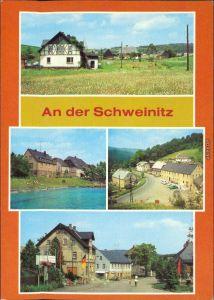 Schweinitz (Elster) Jessen Deutscheinsiedel - Ortsteil Brüderwiese -    1983