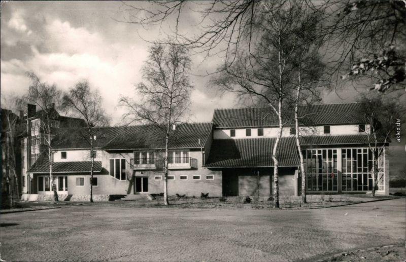 Ansichtskarte Spandau-Berlin Ev. Johannesstift 1965