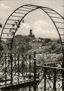 Ansichtskarte Greiz Oberes Schloss 1977