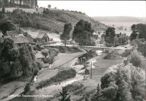 Ansichtskarte Trautenstein-Oberharz am Brocken Panorama-Ansicht 1982