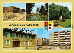 Gröditz Schwimmhalle,  Kulturstätte, Robert-Schumann-Straße 1988