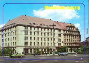 Ansichtskarte Möckern-Leipzig Hotel Astoria 1995