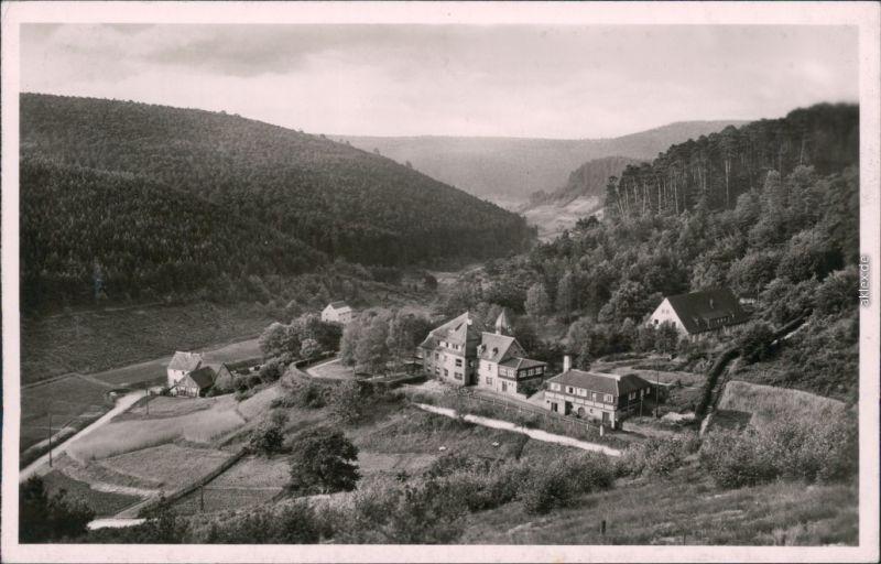 Ansichtskarte Elmstein Ferienheim des Touristenvereins Die Naturfreunde 1935