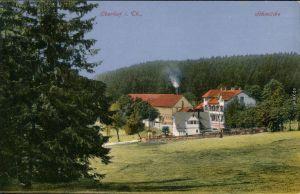 Ansichtskarte Gehlberg Schmücke-Thüringer Wald 1935
