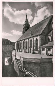 Ansichtskarte Tübingen Stiftskirche/St. Georgs-Kirche 1965