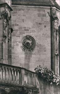 Ansichtskarte Tübingen Stiftskirche/St. Georgs-Kirche: Wahrzeichen 1960