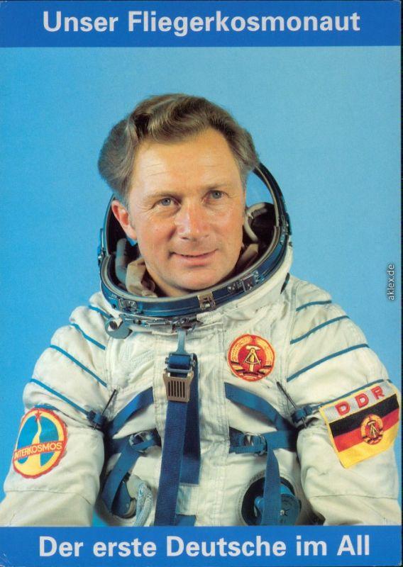 Siegmund Jähn - Unser Fliegerkosmonaut, Kosmosflug UdSSR/DDR 1978