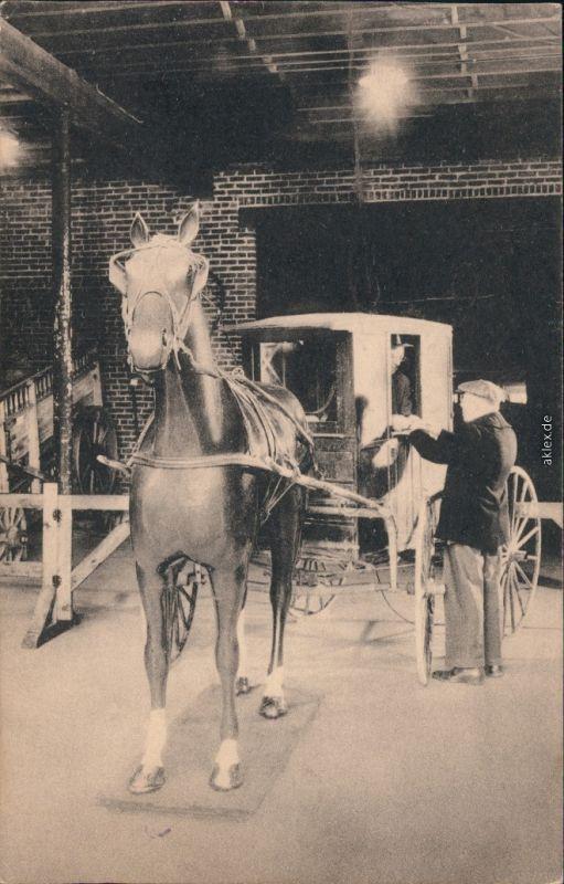 Ansichtskarte Cooperstown The Farmers Museum/Bauern Museum 1948