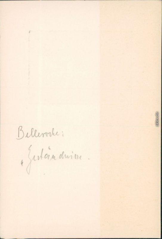 Menschen / Soziales Leben - Erotik (Nackt - Nude) - Frau auf Phallus 1930 1