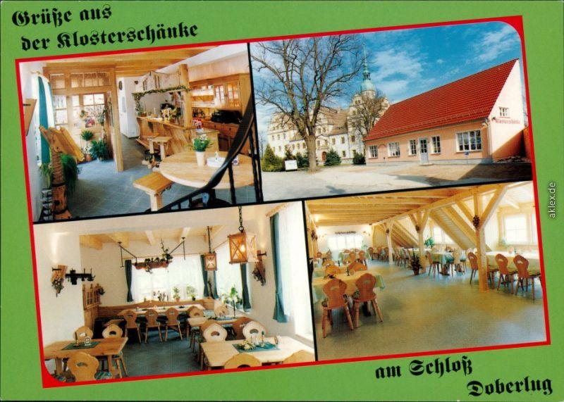 Doberlug-Kirchhain Dobrilugk Schloß - Klosterschänke 1995 Nr. 95684 ...