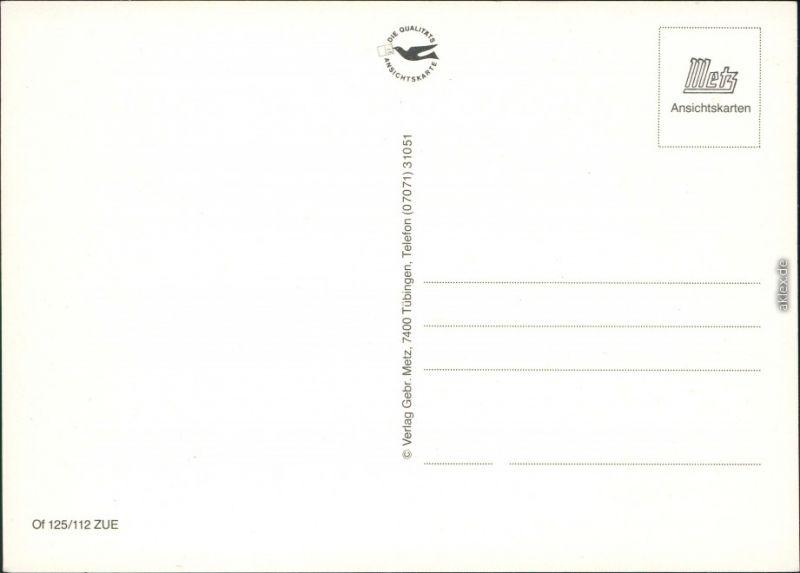 Ansichtskarte Titisee-Neustadt Landkarten-Ansichtskarte - Wutachschlucht 1970 1