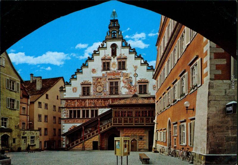 Ansichtskarte Lindau (Bodensee) Altes Rathaus 1965