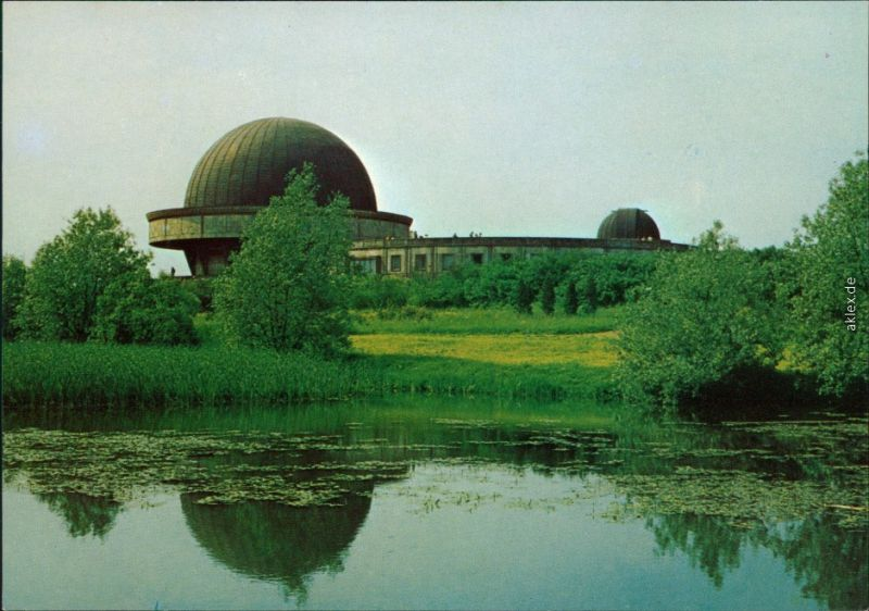 Königshütte (Oberschlesien) Chorzów Schlesisches Planetarium Śląskie 1980