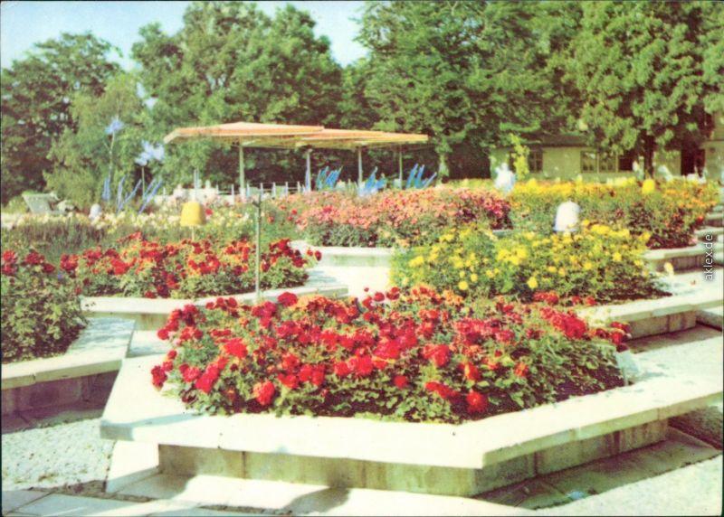 Erfurt Internationale Gartenbauausstellung der DDR (IGA) g1976