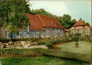 Ansichtskarte Wernigerode Konsum-Gastgaststätte Storchmühle 1970
