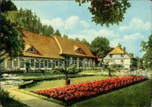 Ansichtskarte Wernigerode Konsum-Gastgaststätte Storchmühle 1963