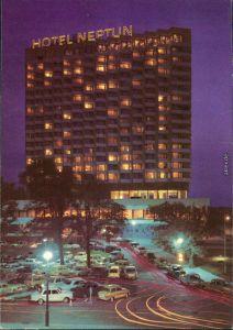 Ansichtskarte Warnemünde-Rostock Hotel Neptun 1982