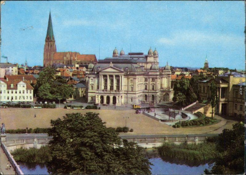 Schwerin Alter Garten