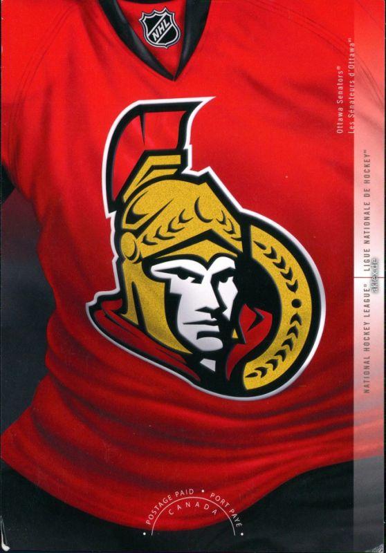 Kanada (allgemein) Ottawa Senators, National Hockey League, Eishockey 2013
