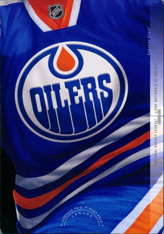 Kanada (allgemein) Edmonton Oilers, National Hockey League, Eishockey 2013