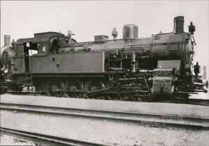 Ansichtskarte Dresden Tenderlokomotive der Gattung T 16 1983