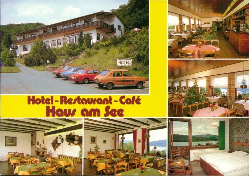Edersee Hotel Restaurant Haus Meinke und Haus Luise Kat
