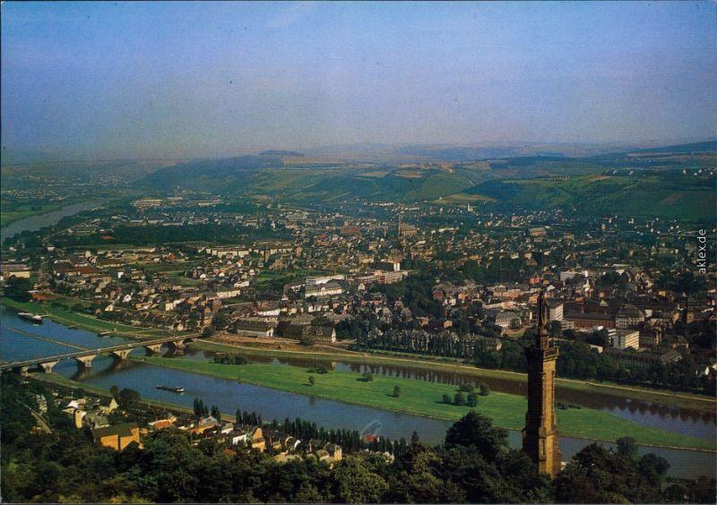 Ansichtskarte Trier Mariensäule 1985