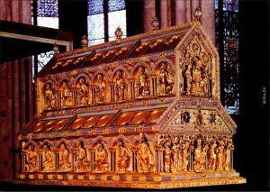 Köln Coellen   Cöln Kölner Dom - Schrein der Heiligen Drei Könige 1985