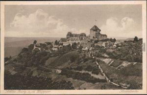 Ansichtskarte Burg an der Wupper-Solingen Schloss 2 1920